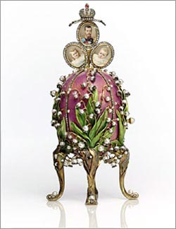 Lilly of the Valley faberge eggfaberge_easter6