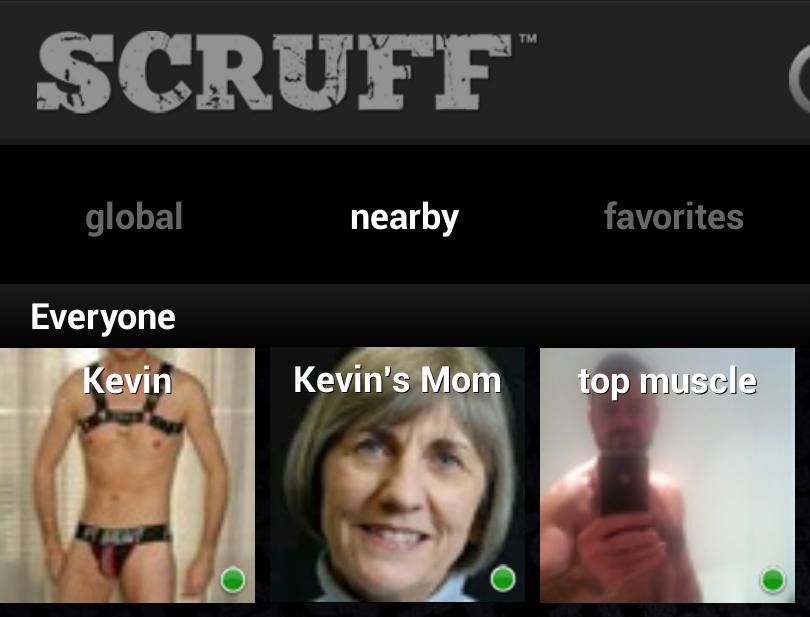 Kevins Mom